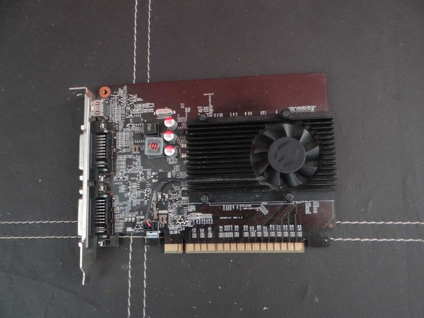 Placa Gráfica EVGA GeForce GT 610 1GB