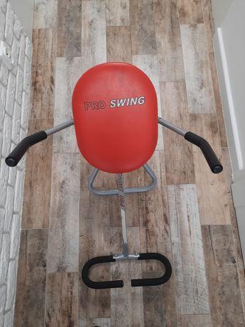 Pro swing - przyrząd, ławeczka do ćwiczeń mięśni brzucha