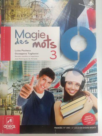 Livro de Francês 9° ano