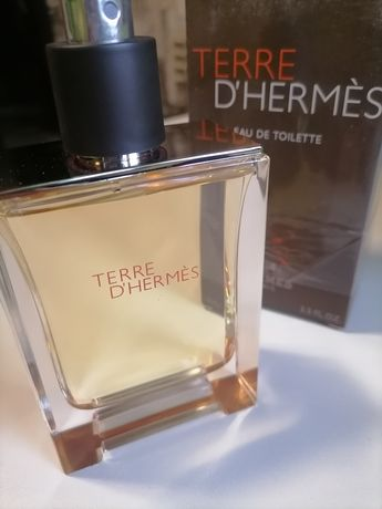 Оригинал аромат Terre d'Hermes