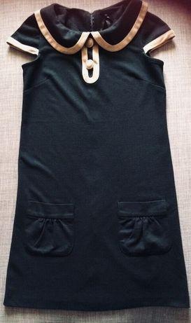 Платье сарафан Next 44 размер школа можно в школу