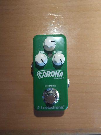 Pedal de guitarra TC Electronic Corona Mini Chorus