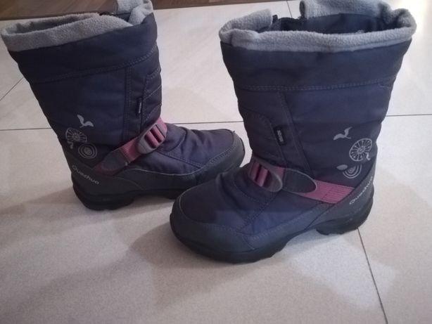 buty śniegowce rozm. 32 Quechua