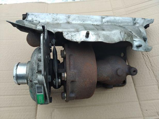 Turbosprężarka turbo turbina FORD MONDEO MK3 2.2TDCI