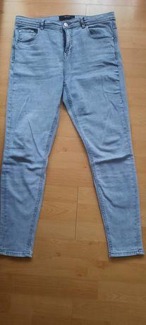 Spodnie jeansy Reserved rozm.42 raz założone!