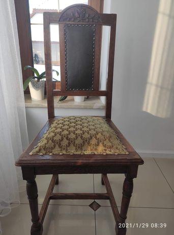 Krzesła, niemieckie meble
