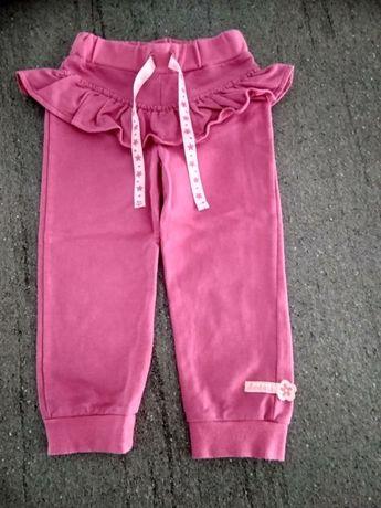 Spodnie rozmiar 86