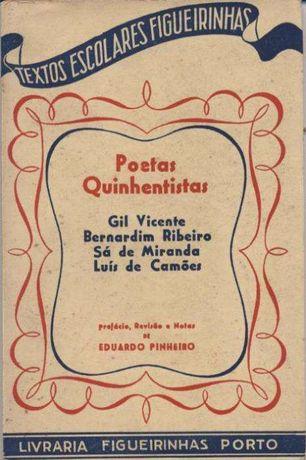 Poetas Quinhentistas