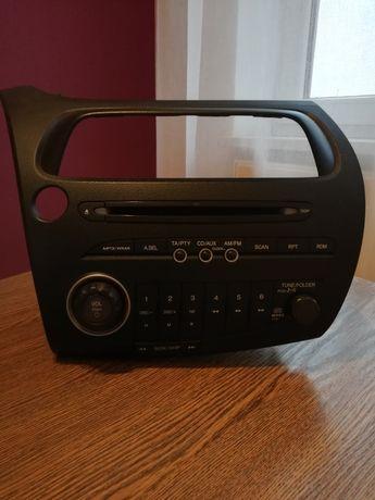 Radio civic viii