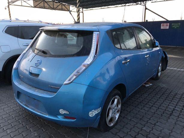 Разборка Nissan Leaf КУЗОВ/ХОДОВКА/САЛОН/АККУМУЛЯТОР только приехала.