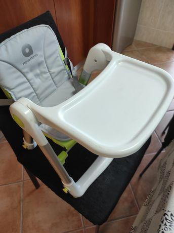Cadeira portátil de refeição