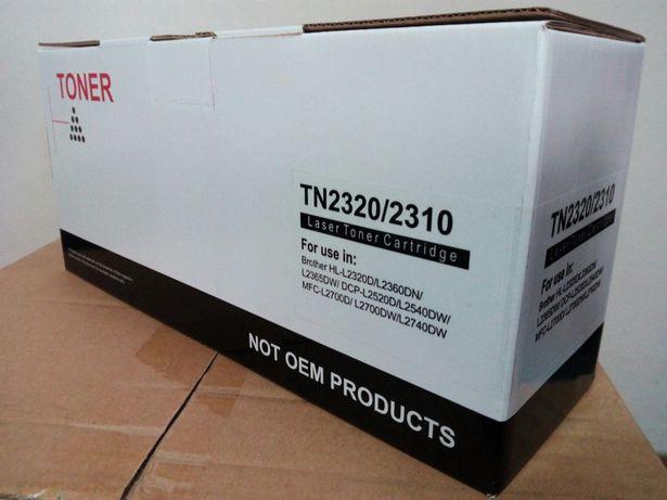 Toner Compatível Brother TN2310 / TN2320