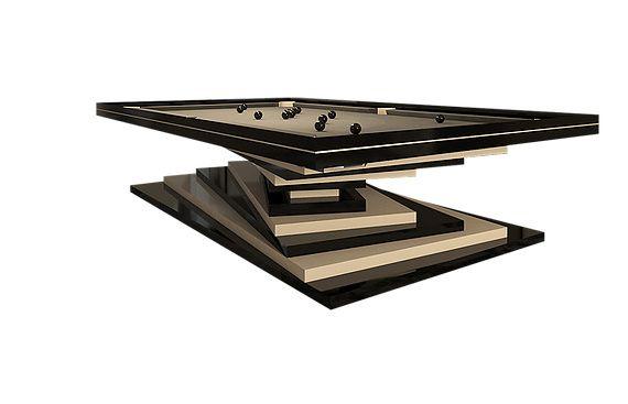 Bilhar / Snooker Moderno NOVO