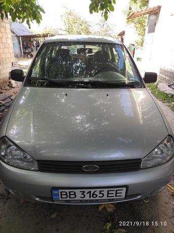 Автомобиль ВАЗ 1117 КАЛИНА. Газ.