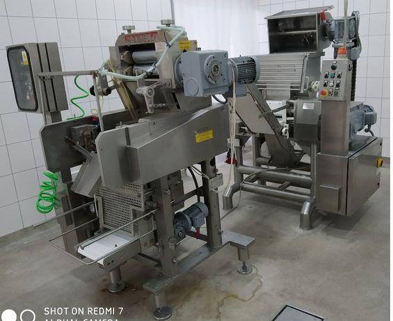 Продам итальянское оборудование для производства пельменей.