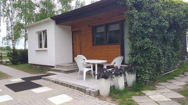 Do wynajęcia domki nad jeziorem  Wonieskim w Nowym Dębcu koło Leszna