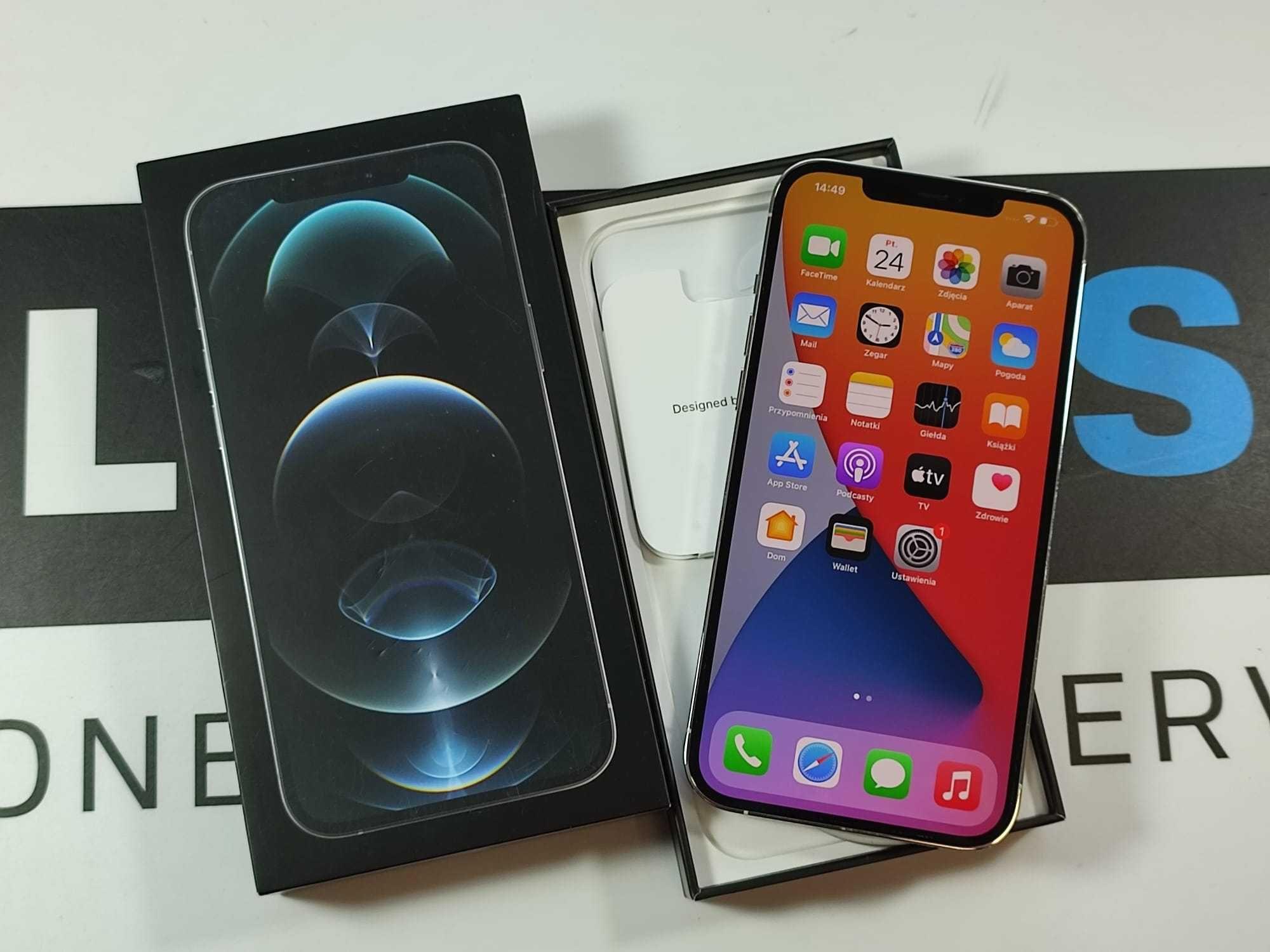 Sklep Iphone 12 Pro Max 128gb Silver gwar prod