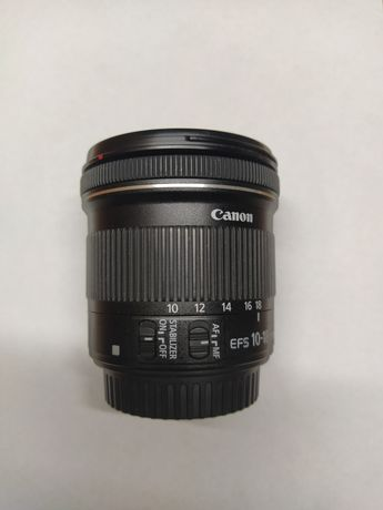 Canon EF-S 10-18 mm