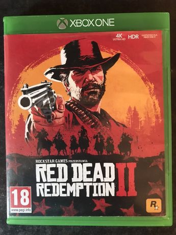 Red dead redemption 2 PL