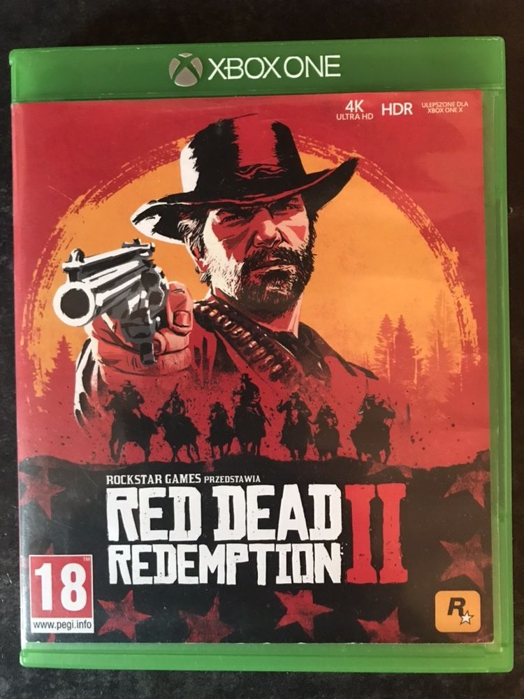 Red dead redemption 2 PL