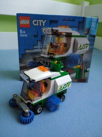 LEGO city 60249 smieciarka