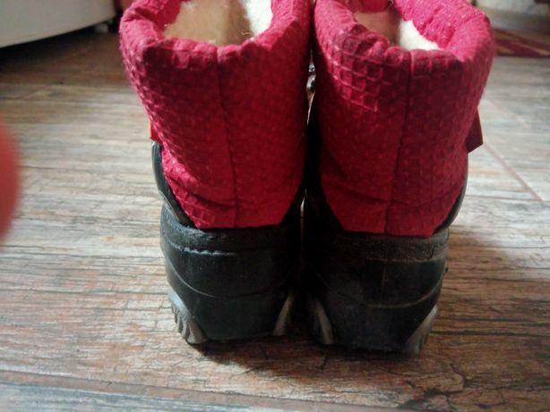 Детская обувувочка