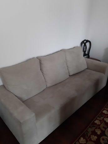 Conjunto de sofás sala de estar