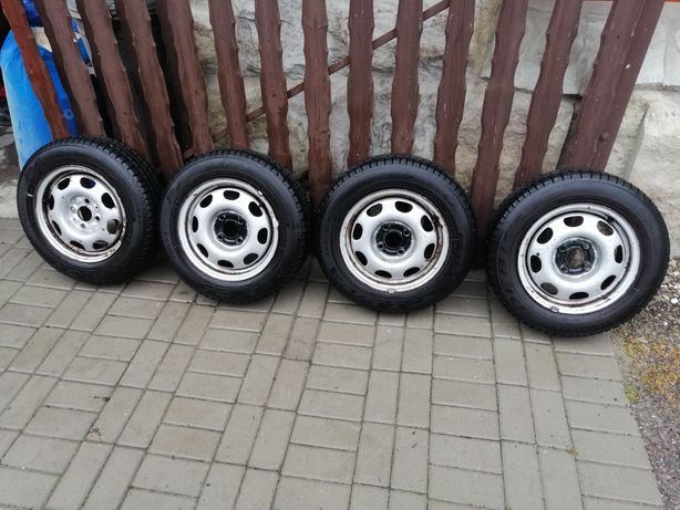Felgi stalowe VW 5,5jx13 ET43