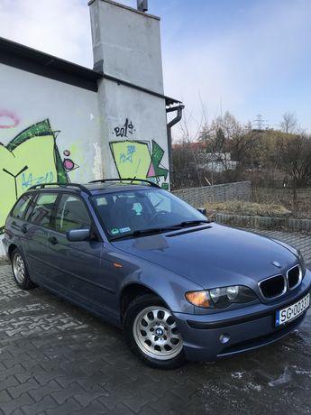 BMW 316 poliftowe 1,8 benzyna