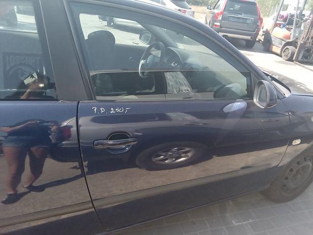 Drzwi prawy przód Seat Ibiza 6L 3 drzwi kolor LW5U
