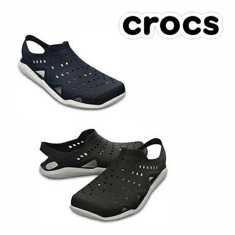 Crocs Swiftwater wave оригинал США M10 43-44 (28 cm.) сандалии крокс