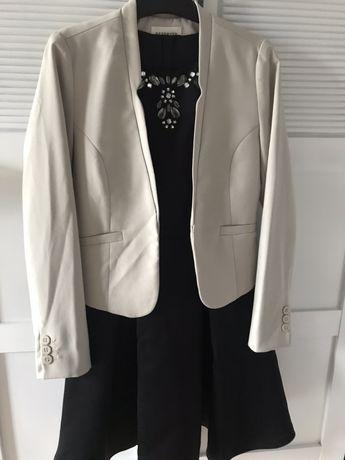 Sukienka H&M żakiecik reserved 140