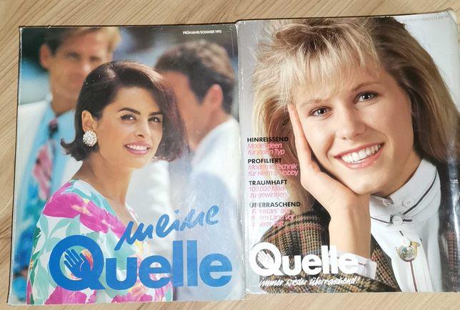 Katalog Quelle 1989/90