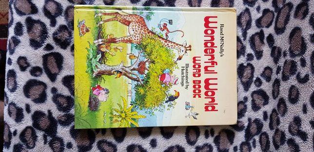 Książka przyrodnicza po angielsku dla dzieci