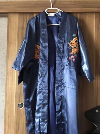 Szlafrok kimono unisex