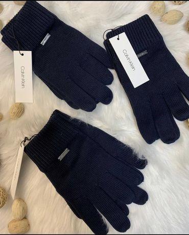 Перчатки calvin klein