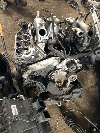 Стартер,генератор полуось турбина,форсунки,рейка  ауди а6 с5 2,5тд
