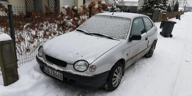 Toyota corolla e11 3d- możliwa zamiana
