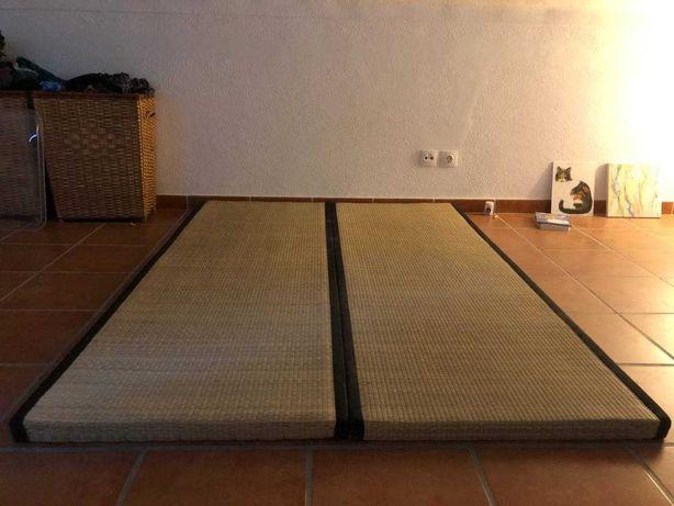 Tapetes de tatami (2x)