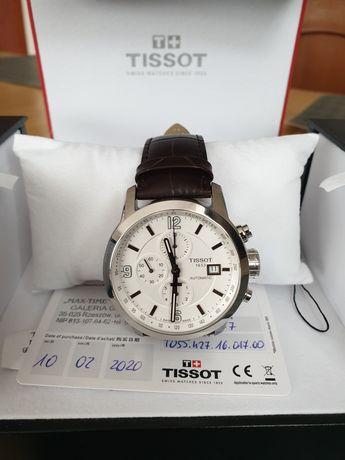 TISSOT PRC 200 Automatic Chronograph T055.427.16.017.00