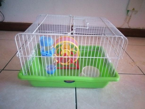 Casa de hamster simples