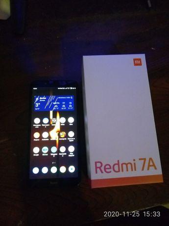 Redmi 7A 32 GB 8-ядерный, полный комплект