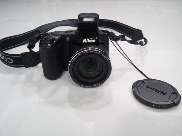 Фотоаппарат NIKON Coolpix L340 + в ПОДАРОК зарядное устройство
