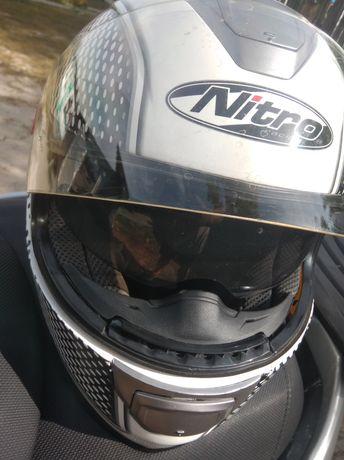 Мото шлем Nitro NP-1100F Б/У