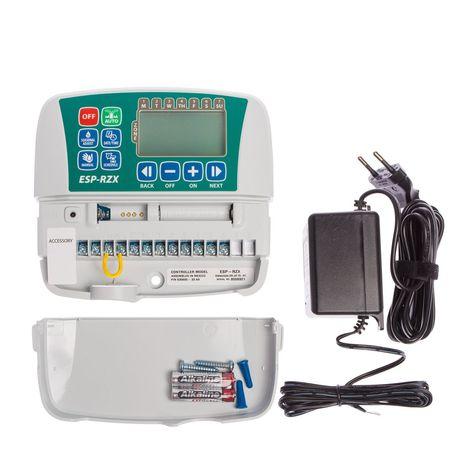 Sterownik nawadniania ESP RZX e 6i wewnętrzny 6 sekcji WIFI Ready