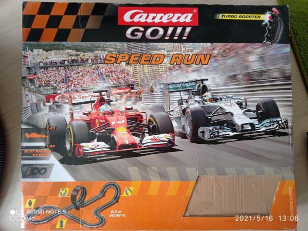 Tor Carrera Go Speed Run