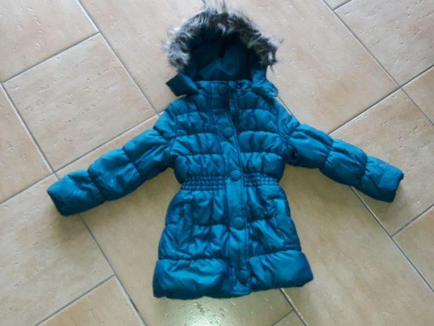 sprzedam kurtkę dla dziewczynki rozmiar 110