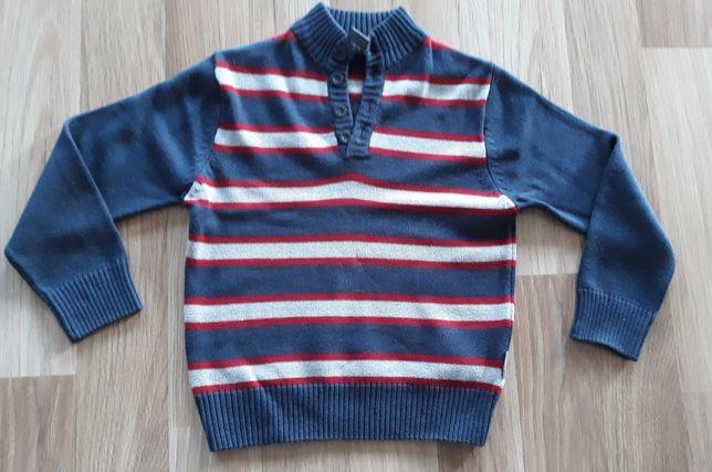 Sweter Coccodrillo rozm. 128