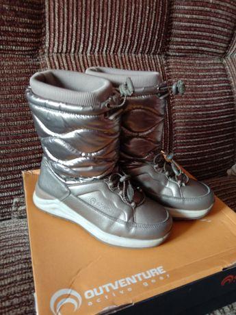 Сапожки ботинки для девочки