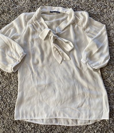 ATMOSPHERE bluzka damska biała (ecru) rozmiar 36 (8)